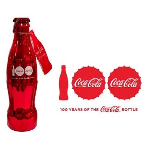 Celebrando 100 años de la Coca-Cola Contour Bottle Rojo (4ª Edición Especial: Amazon.es: Hogar