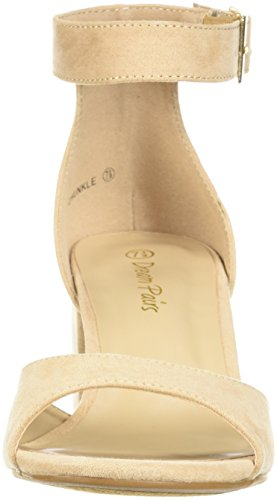 Women's Pairs Pump Nude Chunkle Suede Dream z5gn8qpq
