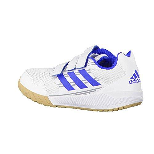 Adidas grimed ftwbla Blanco Deporte Zapatillas Cf K azul 000 Altarun Interior Niños De Para 7rBqx7wv
