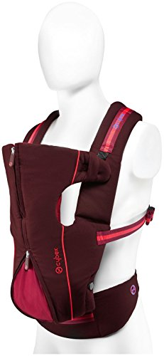 Cybex 2.Go Baby Carrier - Poppy Red - One Size