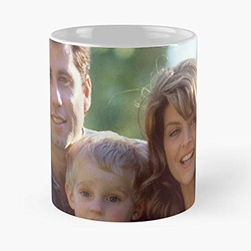 Look Whos Talking John Travolta Amy Heckerling 80s Movies Coffee Mugs Best Gift, Funny Cup