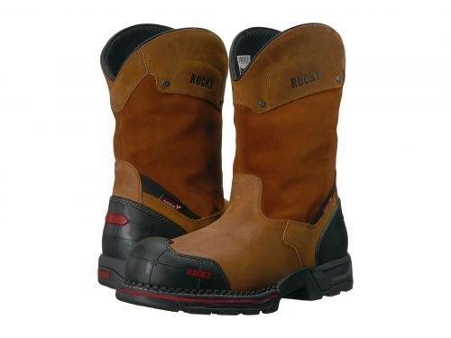 Rocky(ロッキー) メンズ 男性用 シューズ 靴 ブーツ 安全靴 ワーカーブーツ 10
