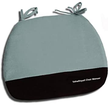 Exceptional ValueRays® Chair Warmer, USB Heated Warm Chair Pad, Infrared Heat Chair Pad,