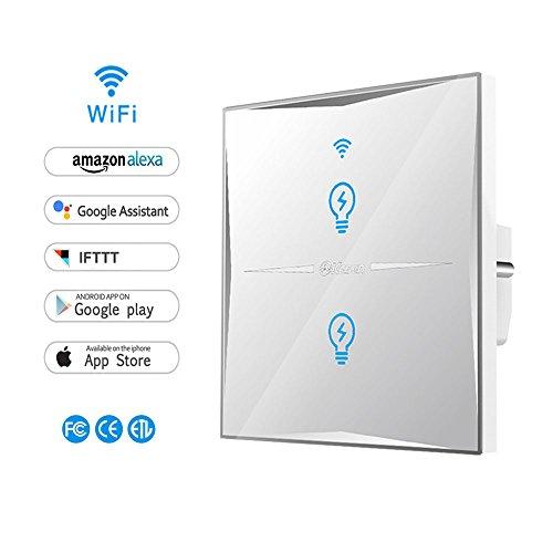 Smart Light Switch,WIFI Light Switches Wall...