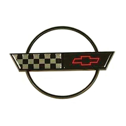 - Eckler's Premier Quality Products 25329043 Corvette Gas Door Emblem