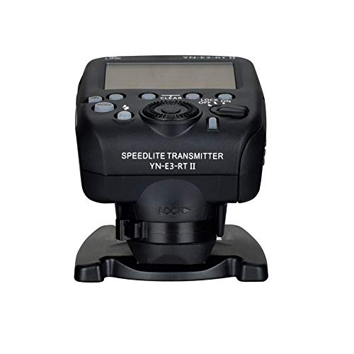(YONGNUO Trigger Flash Trigger YN-E3-RT II E3-RT II E3RT II TTL Flash Speedlite Wireless Transmitter for Canon ST-E3-RT/600EX-RT(II)/YONGNUO YN968EX-RT/YN600EX-RT(II)/YN686EX-RT/YNE3-RX)