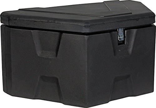 (Buyers Products 1701680 Black Poly Trailer Tongue Truck Box)