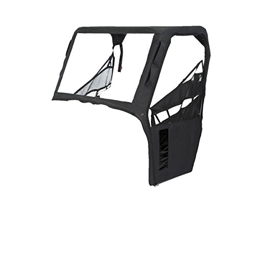 Classic Accessories QuadGear UTV Cab EncloSure (Black, Fits Yamaha) (2012 Yamaha Rhino Accessories)