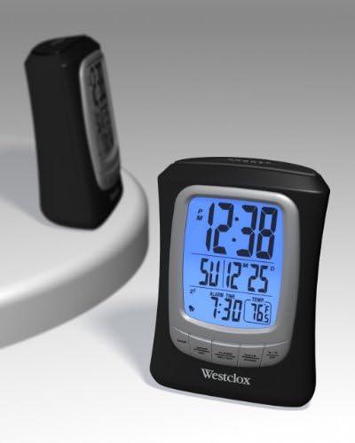 Westclox Super Loud Travel Nap Alarm Clock 72001 by Westclox