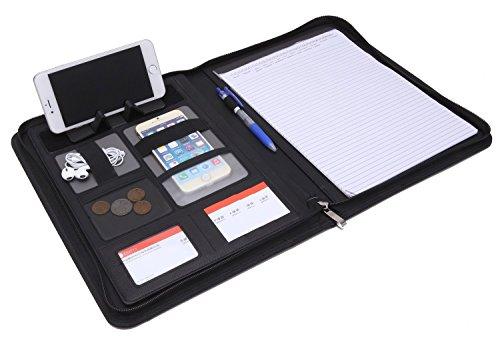 Portfolio Clipboard Compartment Conference Interview