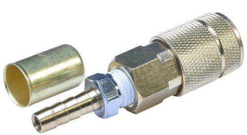 - Pressure Bleeder Hose Coupler Adapter