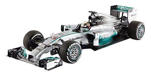 Minichamps 110140244 1:18 Scale 2014 Mercedes AMG W05 Lewis Hamilton Winner Chinese GP Die Cast Model -