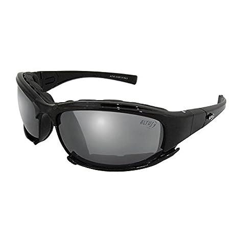 3 - Gafas Unisex, Color Negro, Talla única: Amazon.es: Deportes y aire libre