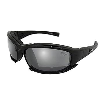 ALTUS Ontario Cat. 3 - Gafas Unisex, Color Negro, Talla única