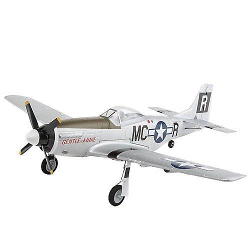 E-flite UMX P-51 BL BNF Basic - P-51 Airplane