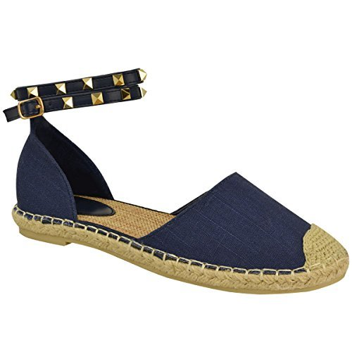 Sandali blu per donna Fashion thirsty NY8qQ