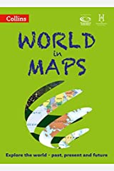 World in Maps (Collins Primary Atlases) Kindle Edition