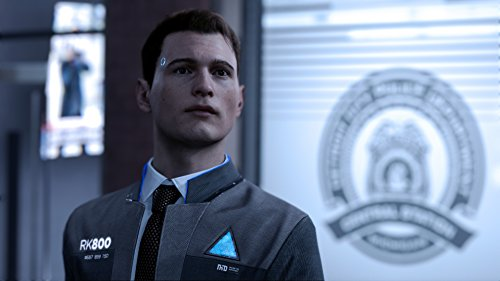 PS4 Detroit: Become Human Premium Edition Detroit Japan Game soft by ソニー・インタラクティブエンタテインメント (Image #1)