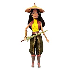 Disney Raya Classic Doll – 11 Inches – Raya and The Last Dragon