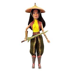 Disney Raya Classic Doll – 11 Inches – Raya and The Last Dragon