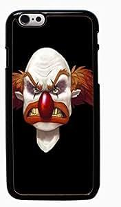 Clown Evil Joker Pattern Hard Case for Apple iPhone 5c 6G 5c ( Sugar Skull )
