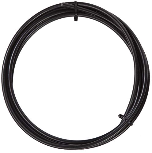 Positz Bicycle Gear Cable Outer Casing 4mm for Shimano SIS SP41-10m (33ft) Bulk Roll, Black
