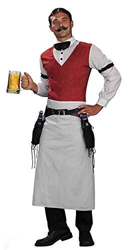 Male Bartender Costumes - Forum Novelties Men's Saloon Bartender Costume Multi,