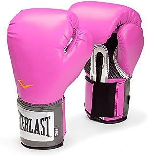 Everlast Women' s Pro stile Training Gloves (Pink, 8oz.) by Everlast 8oz.) by Everlast