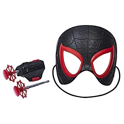 Spider-Man Into The Spider-Verse Miles Morales Mission Gear: Toys & Games