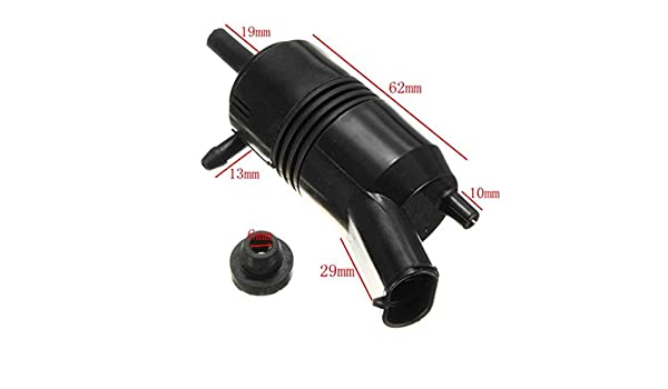Car Front Windshield Washer Pump for BUICK CHEVY GMC PONTIAC Auto Accessories 89025062 22143196