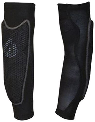 six six one Exo II Elbow Guard (Black, Medium)