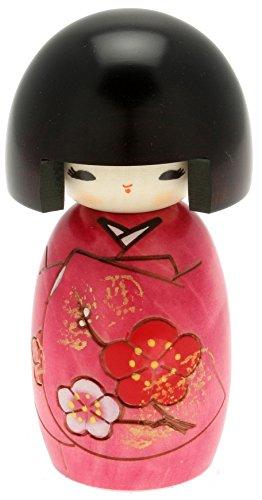 Usaburo Japanese Kokeshi Doll, Akiko