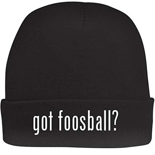 Voit Tabletop - Shirt Me Up got Foosball? - A Nice Beanie Cap, Black, OSFA