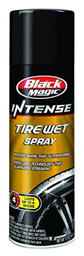 Black Magic 120079 Intense Tire Wet, 17 oz.