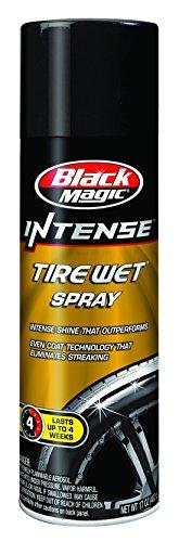 Black Magic 120079 Intense Tire Wet, 17 oz. ()