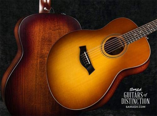 Taylor Guitars Limited Edition 358e LTD Grand Orchestra 12-String Acoustic-Electric Guitar ()