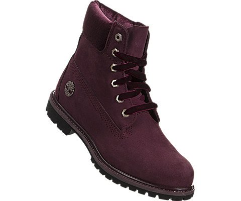 Pictures of Timberland Womens Velvet-Accent Premium Waterproof Boot A1KC1 2