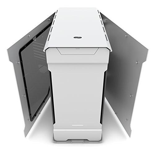Phanteks Enthoo Evolv ATX Alum/Steel Tower Computer Case, Window (PH-ES515E_GS) Galaxy Silver by Phanteks (Image #1)