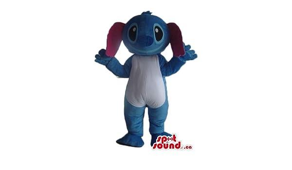 SpotSound Stitch - Disfraz de Lilo y Stitch con diseño de Dibujos ...
