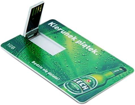 Wedding Photography Gift Personalized Credit Card USB Flash Drive Customized Logo for Company Brand Propaganda As Creative Gift 8gb Usb2.0
