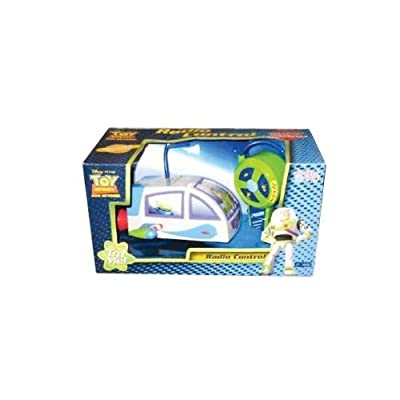 Toy Story Radio Control Spacecraft: Toys & Games
