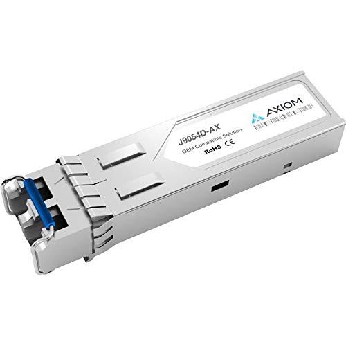 Axiom Memory - J9054D-AX - Aruba SFP Module - for Optical Network, Data Networking 1 LC 100Base-FX Network - Optical Fiber Multi-Mode - Fast Ethernet - 100Base-FX by Axiom