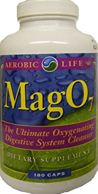 Aerobic Life Mag 07 Oxygen Digestive System Cleanser Capsules