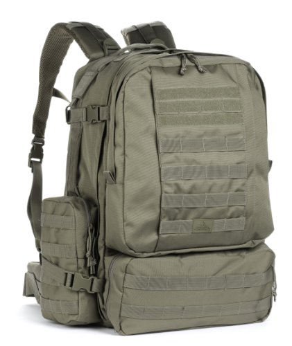 Red Rock Outdoor Gear Diplomat Pack (X-Large, Olive Drab) by Red Rock Outdoor Gear