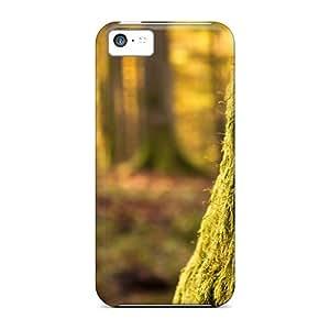 New Jungle Hd Tpu Case Cover, Anti-scratch BOM15559TVvQ Phone Case For Iphone 5c