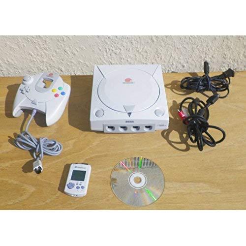 Sega Dreamcast White Console System