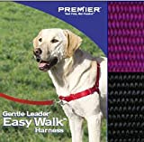 PREMIER Easy Walk Dog Harness Size:Med/Large Color:Purple, My Pet Supplies