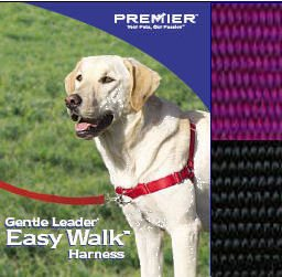 Easy Walk Harness – Medium, Deep Purple, My Pet Supplies