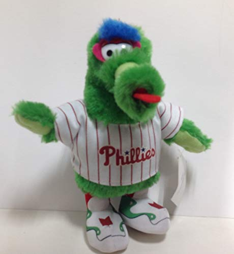 Phillie Phanatic Beanie Plush Toy