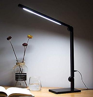 Kitlit Lámpara Escritorio LED Metal,Lámpara de Trabajo de ...